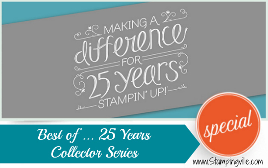 Stampin' Up! Collector Series Special Offer