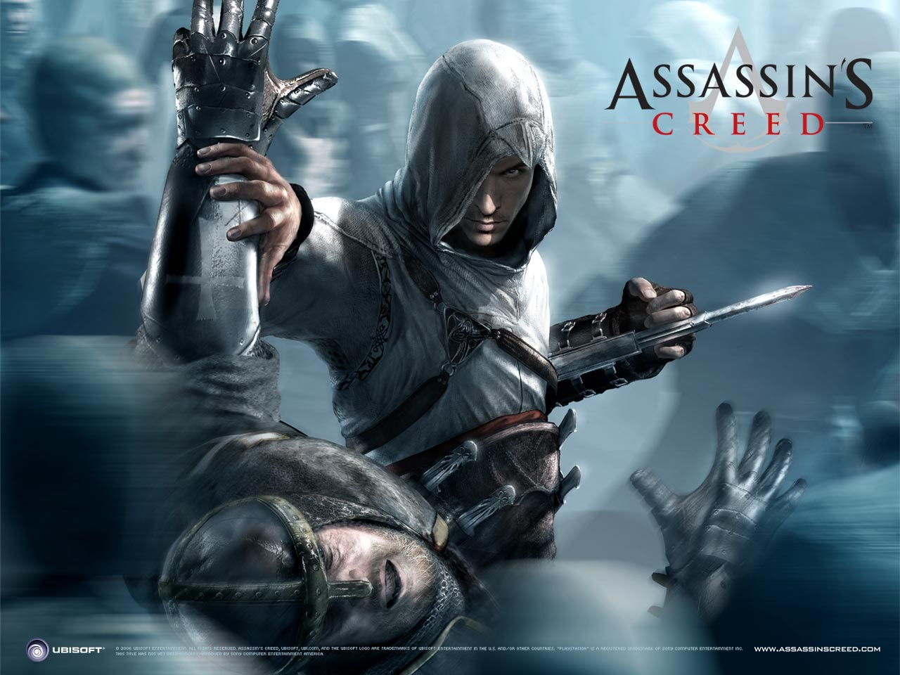 Altair Ibn La Ahad in Assassin s Creed Wallpapers HD  - altair ibn la ahad in assassins creed wallpapers