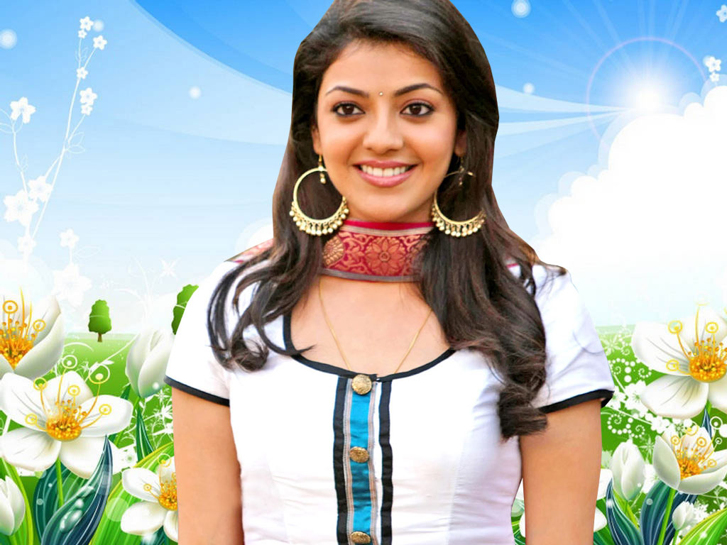 Kajal Agarwal Beautiful: Kajal Agarwal Beautiful Wallpapers