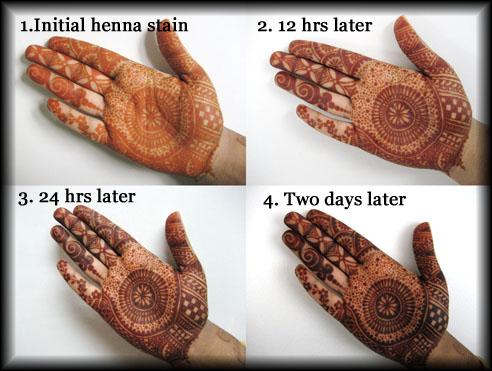 Henna Instan Vs Henna Natural Jasa Ukir Henna Jadetabek