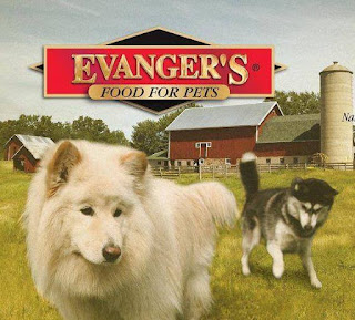 Evanger's Food for Pets logo