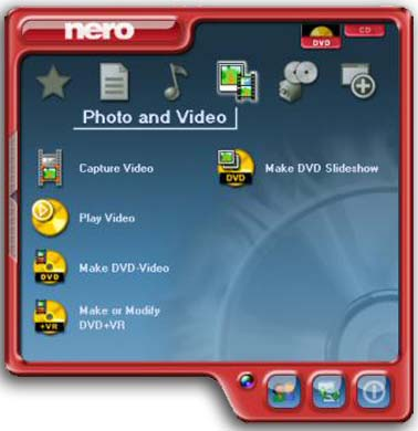 menggunakan nero sebagai media untuk mengcopy/burning file ke dalam cd