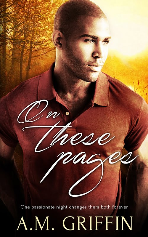 On These Pages by AM Griffin