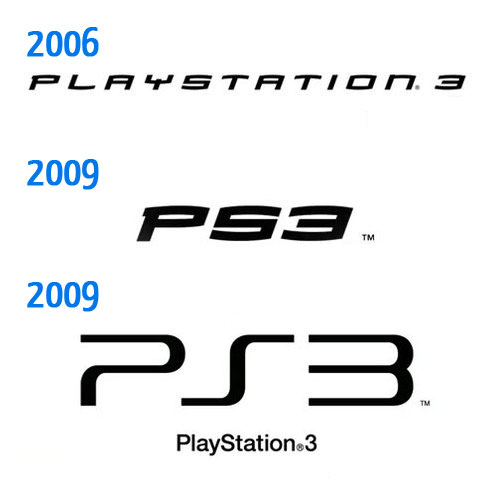 logos playstation 3 ps3