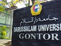 Lowongan Dosen Terbaru, Universitas Darussalam Gontor Butuh Dosen