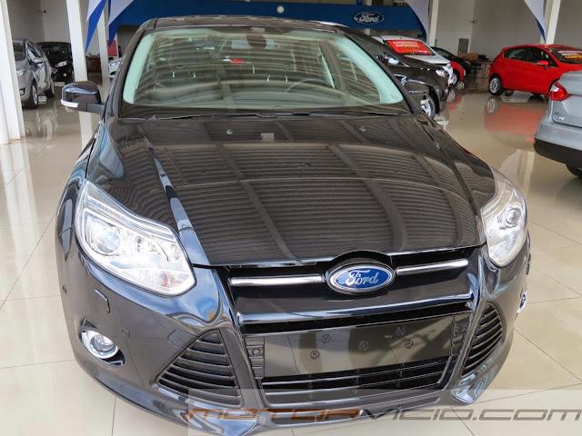Novo Focus Titanium Sedan 2014