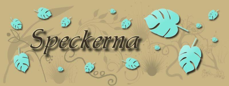 Speckerna