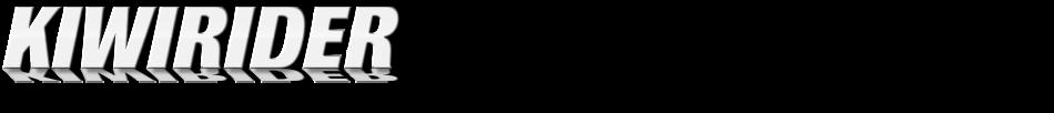 KIWIRIDER ZINE