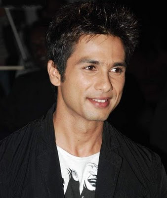 Zayed Khan with short hair