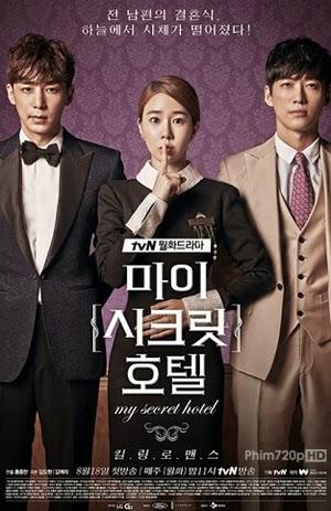 My Secret Hotel 2014 poster