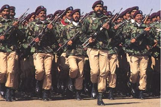 Pakistan's SSG is known for its professional capablities