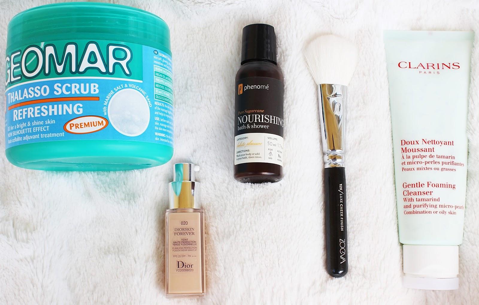 Hity kosmetyczne czerwca | Dior, Zoeva, Phenome, Clarins, Geomar