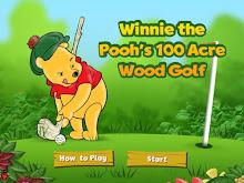 Golf με τον Winnie