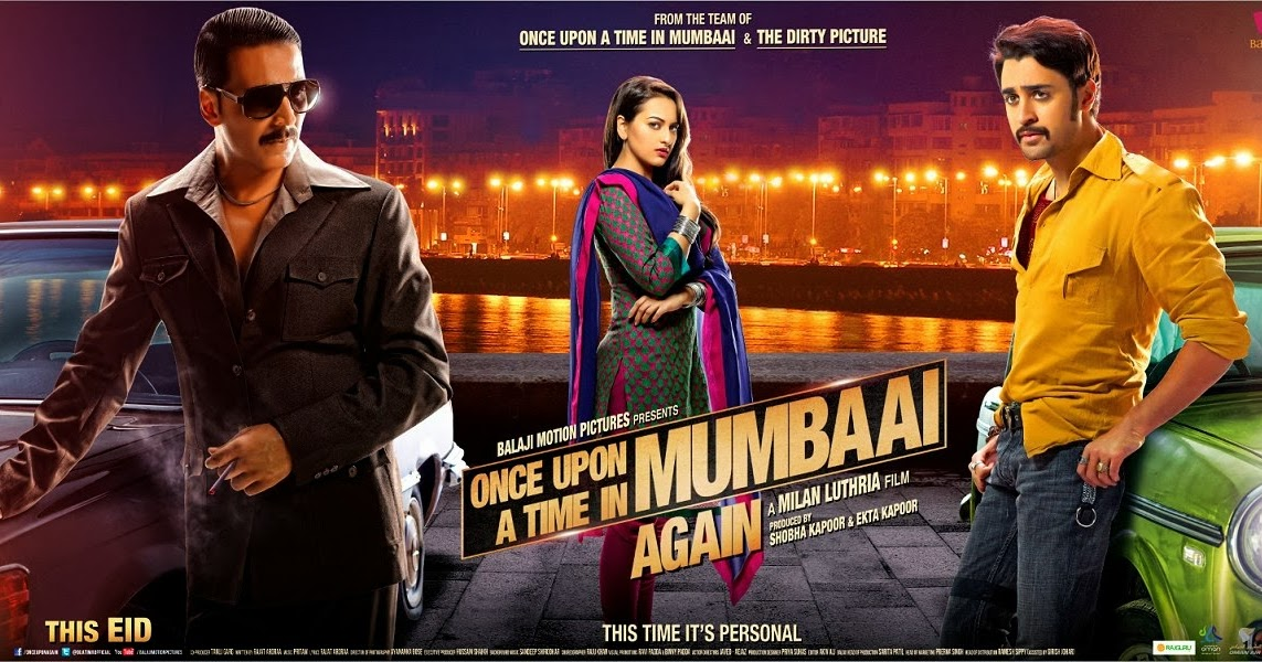 Once Upon a Time in Mumbaai 2010 – FLAC –