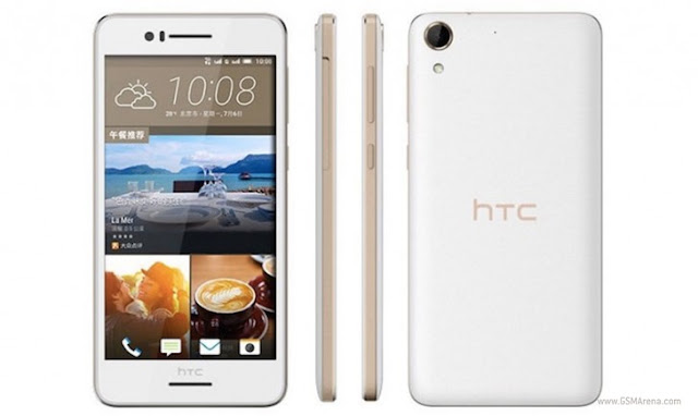 HTC Desire 728 Smartphone Launched in China