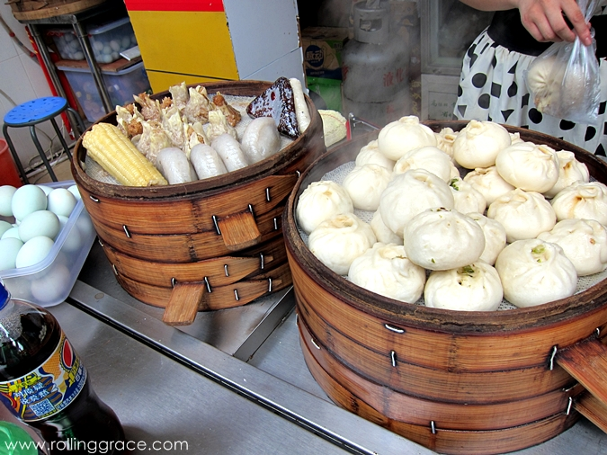 popular street food in china