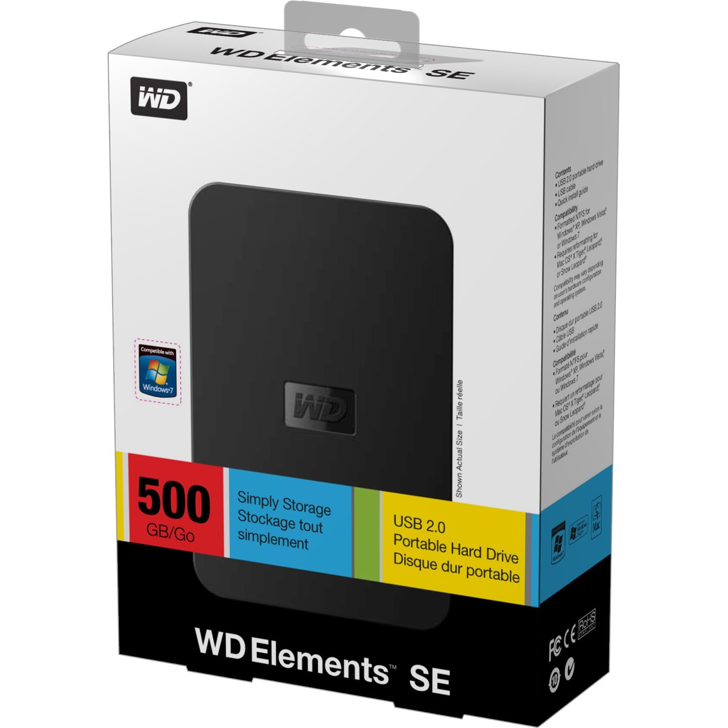 how to take apart a wd elements external