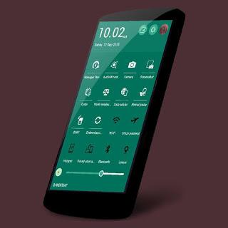 BBM Mod Green Monster System UI V. 2.9.0.51 Apk