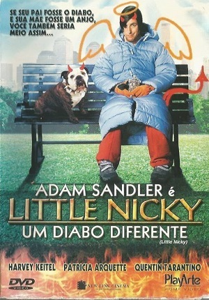 Little Nicky - Um Diabo Diferente Full HD Torrent Dublado