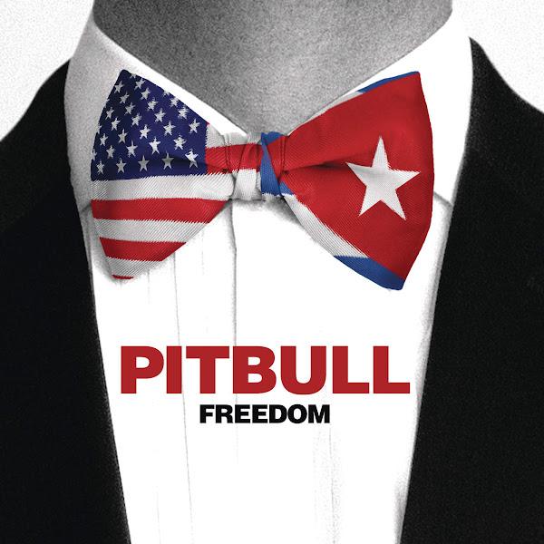 Pitbull - Freedom - Single Cover