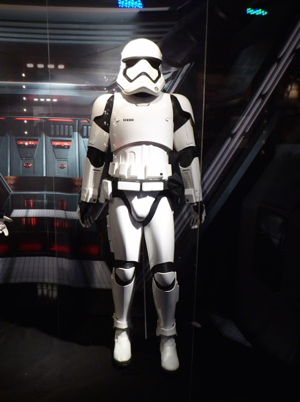 Star Wars First Order Stormtrooper armour