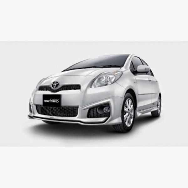 Body Kit Toyota Yaris Fungressive 2011-2013
