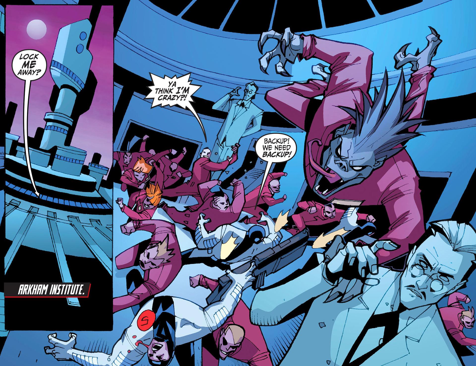 Batman Beyond 2.0 #3 #38 - English 3