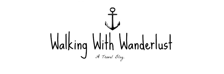 Walking with wanderlust | a UK travel blog