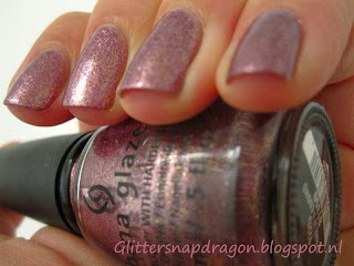 China Glaze Autumn Nights