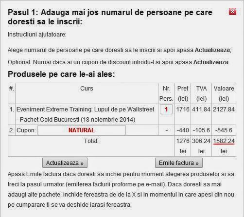 reducere 100 Euro