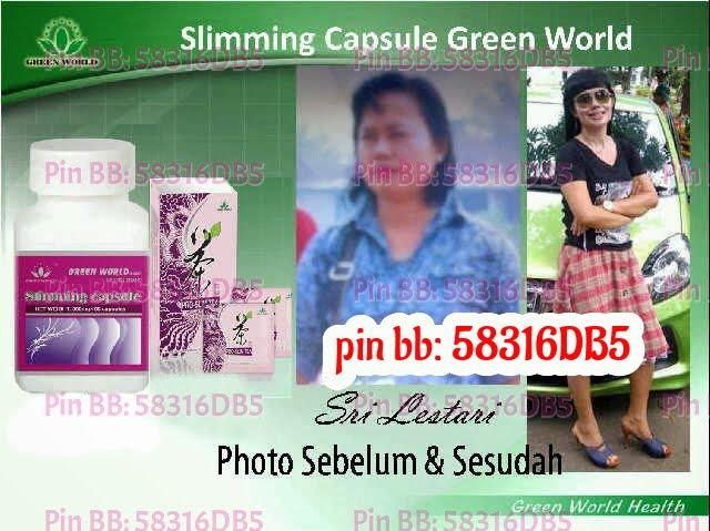 Jual World Slimming Capsule Ada Bpom Resmi Pin Bb 58316db5 Harga