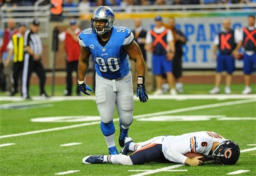 Detroit Lions — Five things we know about Ndamukong Suh, free agency