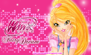 Ganadores concurso Winx Fairy Dream