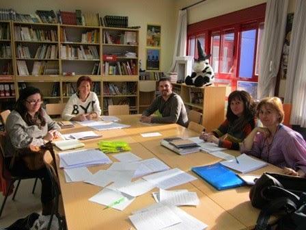 Grupo de trabajo del Julián Marías
