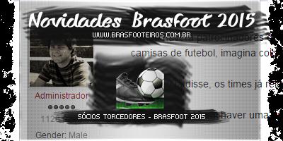 Sócios Torcedores – Brasfoot 2015