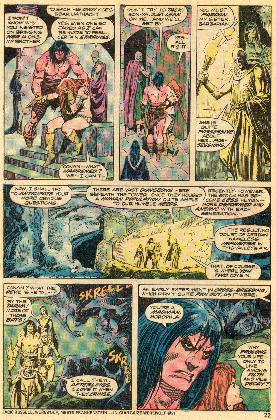 Conan the Barbarian (1970) Issue #43 #55 - English 13