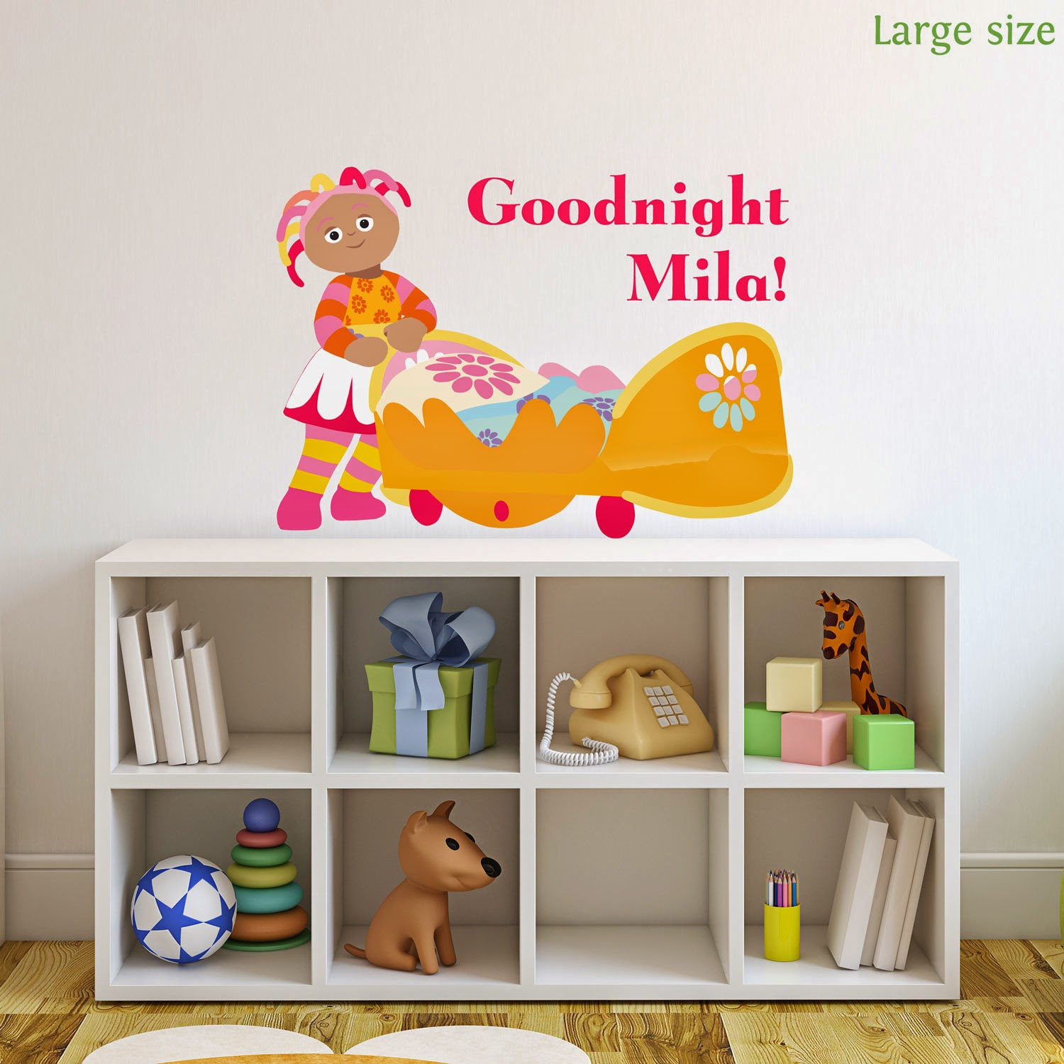 Charming Stickerscapeu0027s Wall Stickers Are Designed To Give The Appearance Of Painted  Wall Murals Without The Need For Any Artistic Skills, Which Is Exactly What  We ... Part 13