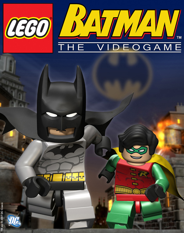 THE LEGO BATMAN MOVIE | Fun & Games