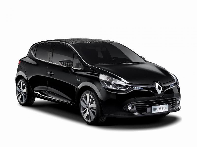 2015 new renault clio costume national limited edition announced video photos garage car. Black Bedroom Furniture Sets. Home Design Ideas
