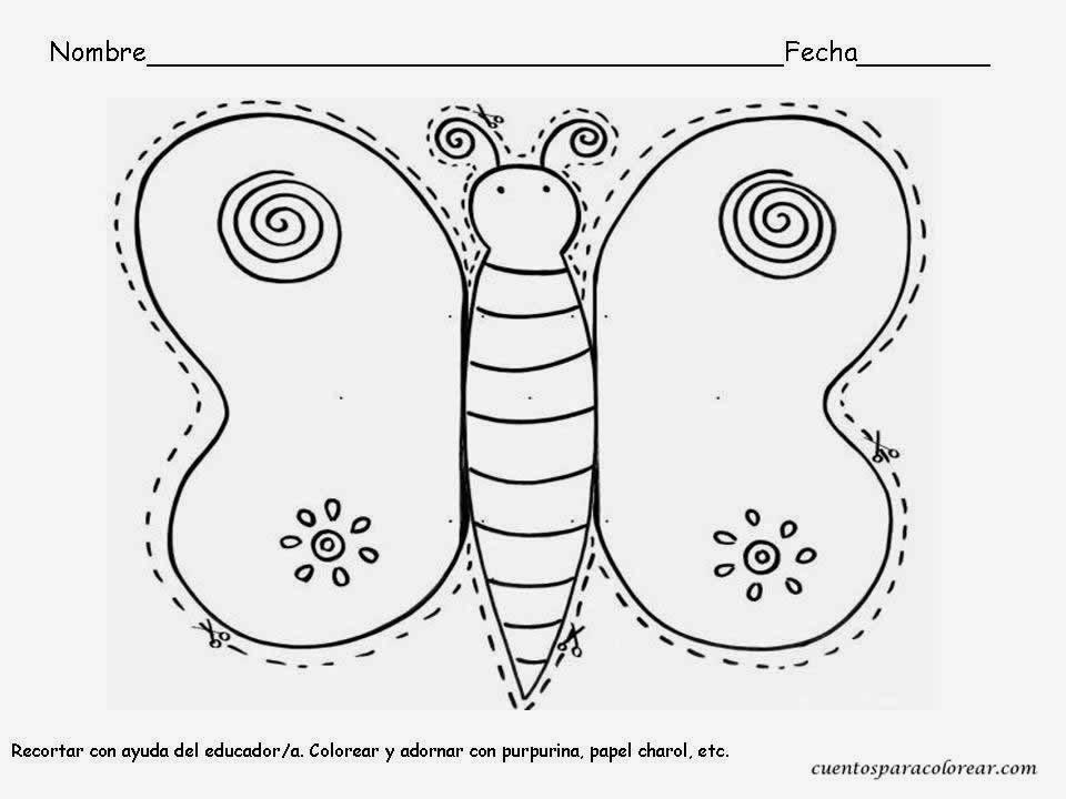 Resuelve fácilmente -  Mariposa