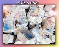 GLUTA 60000MG SUPER ACTIVE WHITENING AURA