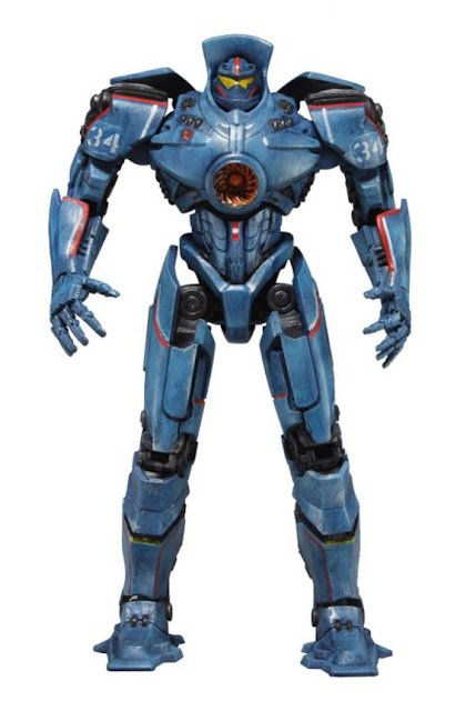 NECA Pacific Rim Gypsy Danger Jaeger figure