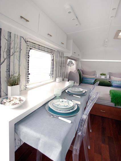 Forlab caravana de dise o for Interior caravan designs