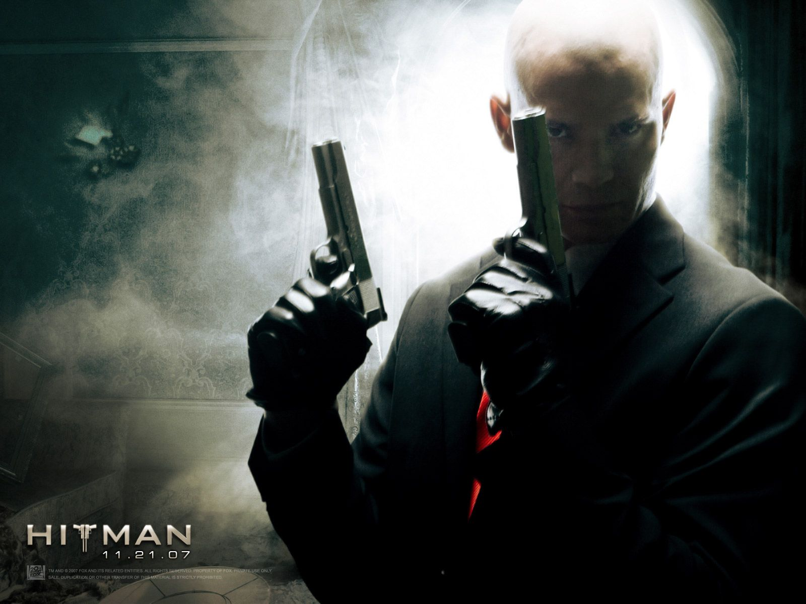 Hitman HD & Widescreen Wallpaper 0.826178814049507