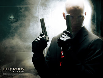 #6 Hitman Wallpaper