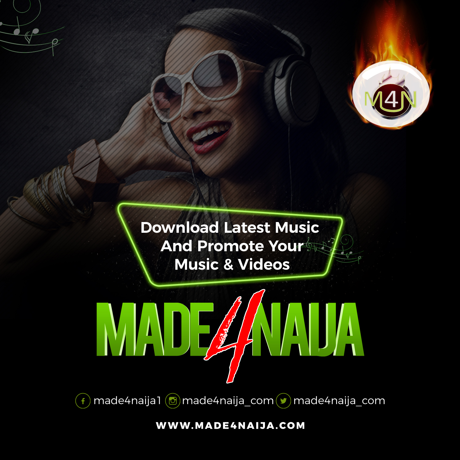 Download Latest Naija Music Here