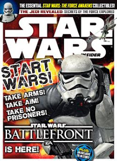 Star Wars Insider Magazine Subscription