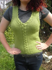 La Moelle (pattern by Becky Herrick