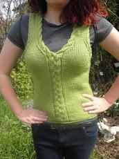 La Moelle (pattern by Becky Herrick