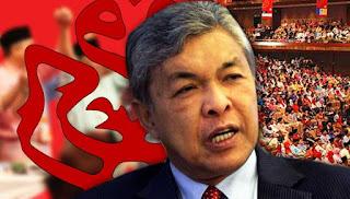 Akuan Bersumpah untuk singkir Najib